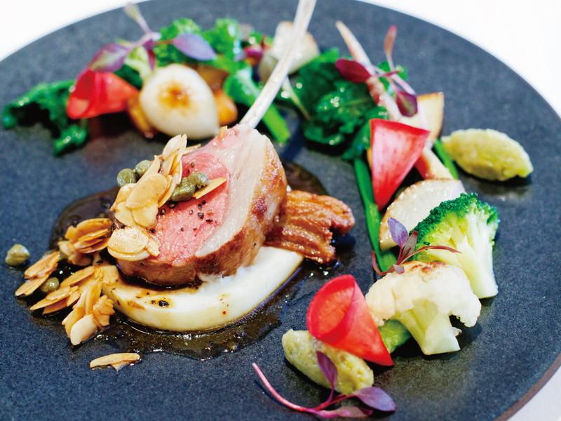 #17|羊料理の魅力を味わえる店⑬二刀流フレンチが楽しめる店「Restaurant MAY」