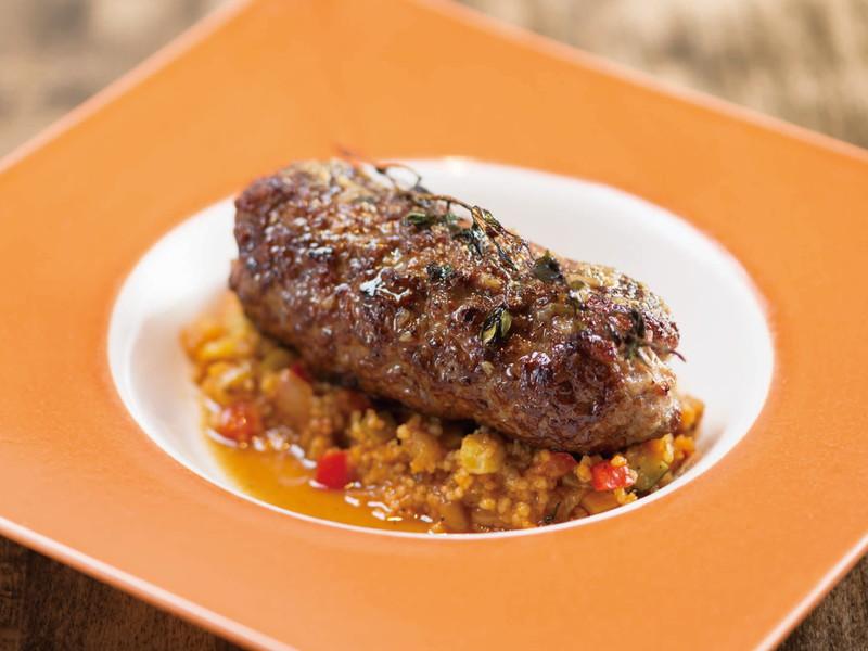 #20|羊料理の魅力を味わえる店⑯|Lamb Hamburg Dining|「Le Bonze」