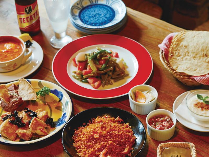 #17|第三章 メキシコの風が吹く店①|日本のメキシコ料理のパイオニアがいる店「La Casita」