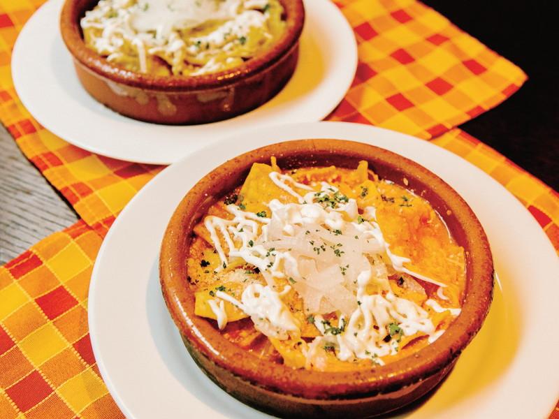 #22|第三章 メキシコの風が吹く店⑥|カンクンのママの味「QUE RICO!」/メキシコのおふくろの味「Jalisco」