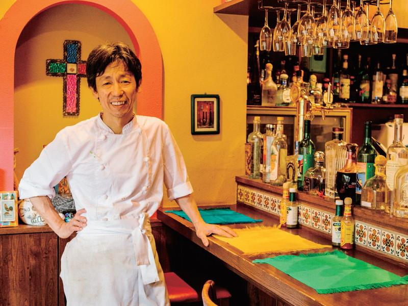#18|メキシコの風、吹く[18]|第三章 メキシコの風が吹く店②|東京で最もメキシコに近い店「Salsita」