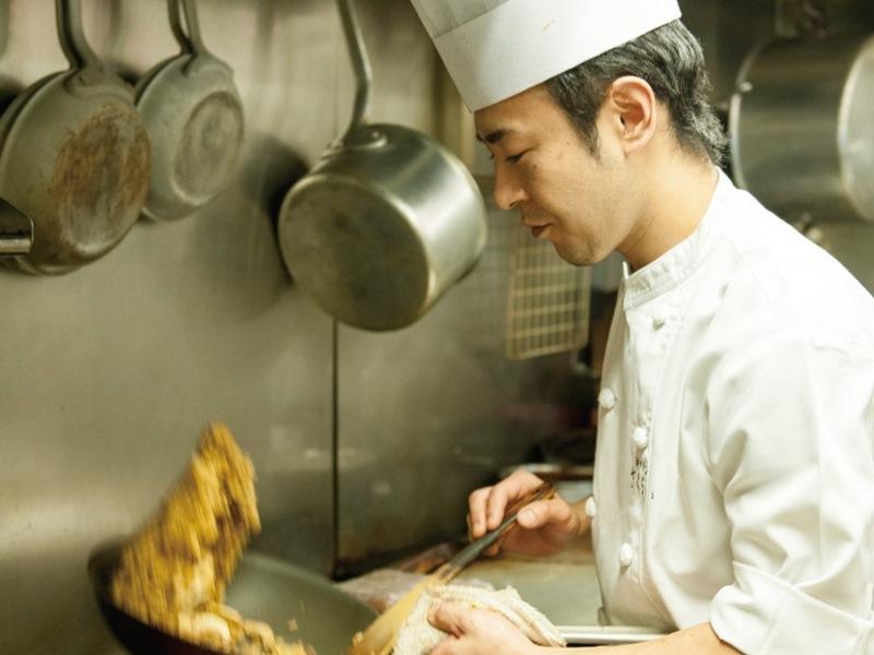 【血統の一皿】キッチンさくらい -御徒町- 横田浩志さん「思わず童心に帰る洋食を、カジュアルに」