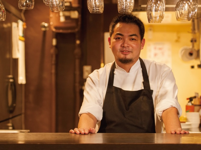 【血統の一皿】アジルジョーヌ -麻布十番- 竹中誠さん「食材としてのフォアグラに、果敢に挑む」