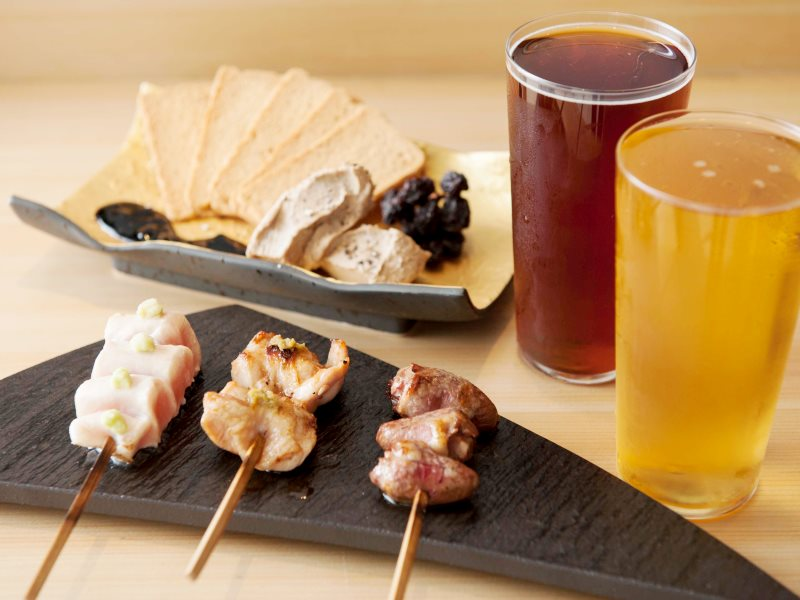 |TOKYO BEERNISTA[15]| ペアリングの妙に酔いしれる ビアニスタがいるレストラン その6