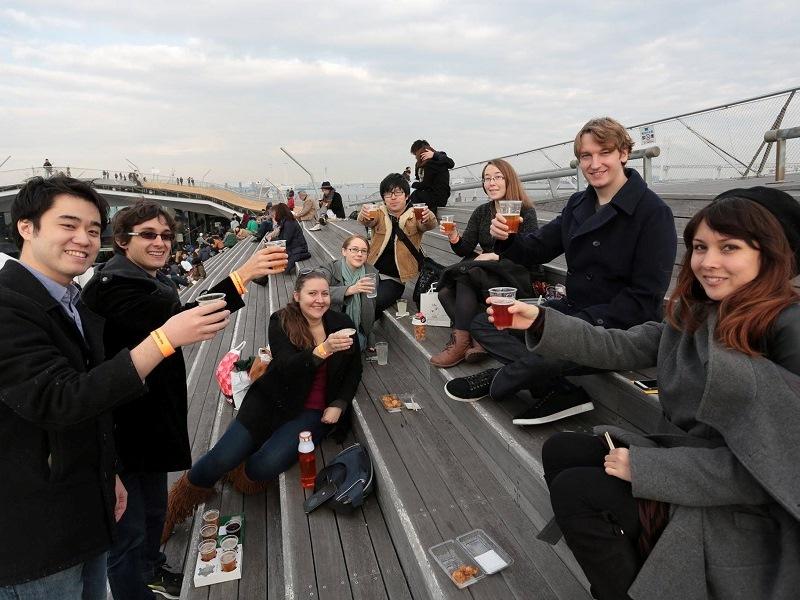 ブルワーが決める、今一番美味しいビールが飲める!? 横浜大さん橋でイベント「ジャパンブルワーズカップ2017」開催
