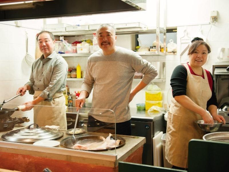 【血統の一皿】味坊鉄鍋荘 -湯島- 梁宝璋さん「故郷そのままの美味を真摯に提供」