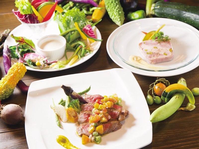 #32 希少品種の無農薬野菜でフランス郷土料理[Soleil du Matin]本郷三丁目