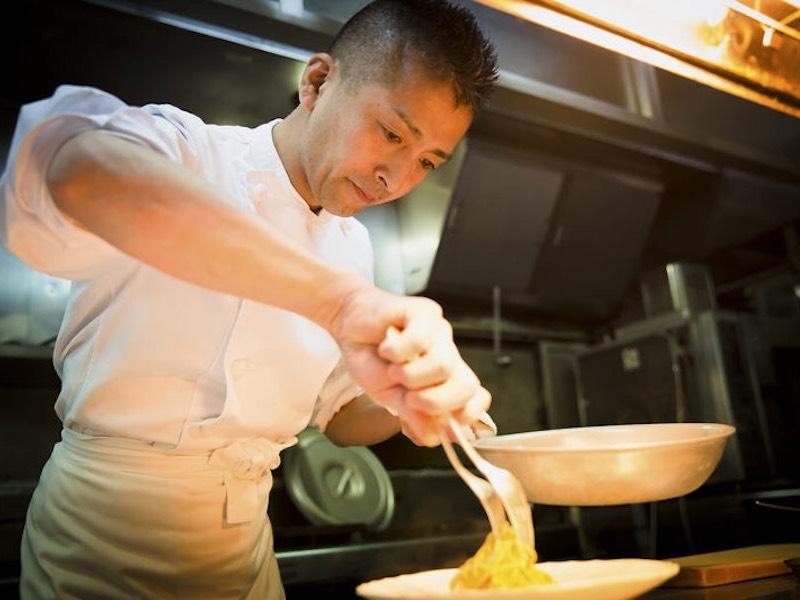 #19|今、前線を走るイタリア料理の精鋭シェフたち|Volo Cosi|ヴォーロ・コズィ[白山]西口大輔シェフ