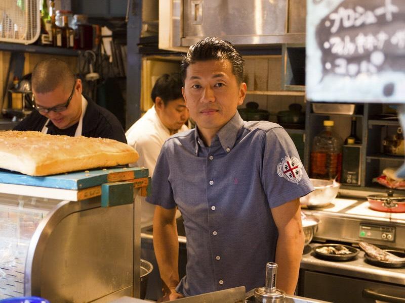 #23|今、前線を走るイタリア料理の精鋭シェフたち|Taverna Tharros|タロス[渋谷]馬場圭太郎シェフ