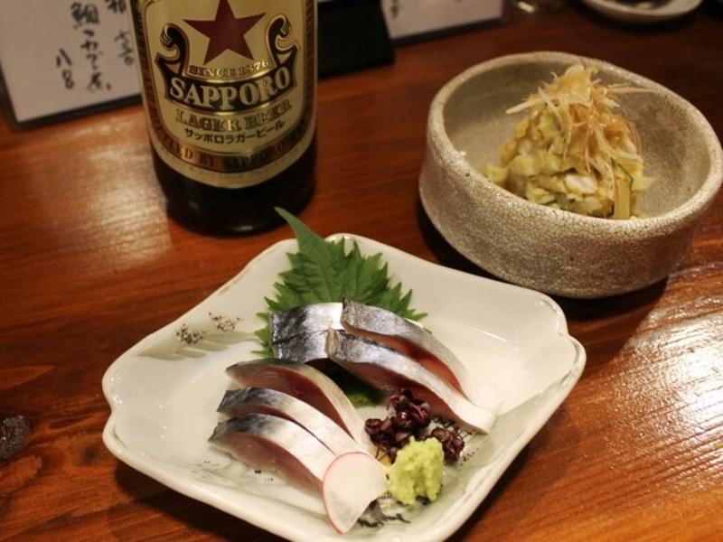 編集部が訪れた美味しい名店『足跡レストラン』|酒とつまみ 水無月|幡ヶ谷
