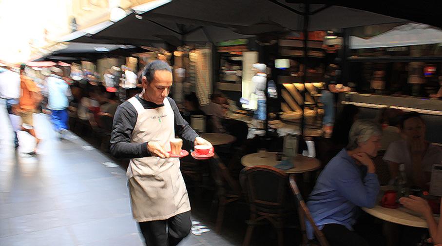 ✈︎WORLD FOOD PORT.  オーストラリア発・メルボルンのカフェ文化