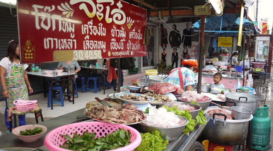 ✈︎WORLD FOOD PORT. タイ発・チェンマイで出会ったタイ北部の食文化