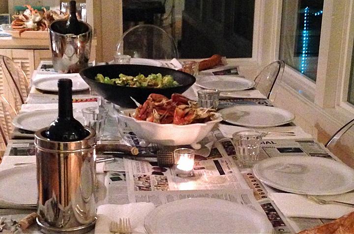 ✈︎WORLD FOOD PORT. アメリカ発・「ダンジネスクラブ」を自ら漁するマリン・カウンティの食文化