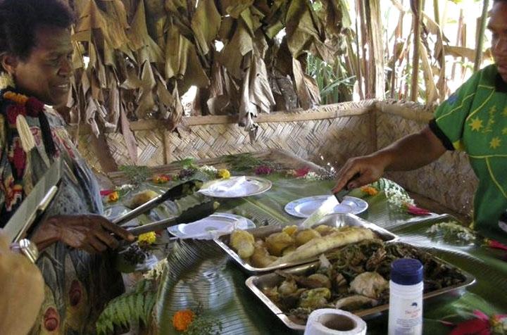 ✈︎WORLD FOOD PORT. パプアニューギニア発・世界で2番目に大きな島の食文化