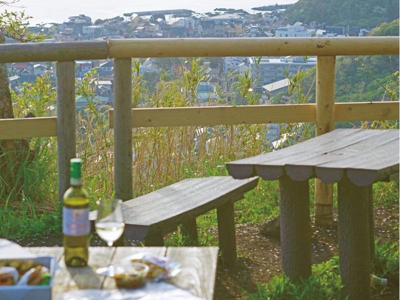 #16|初夏の湘南・鎌倉でワイン〜「山頂でワイン」葉山〜