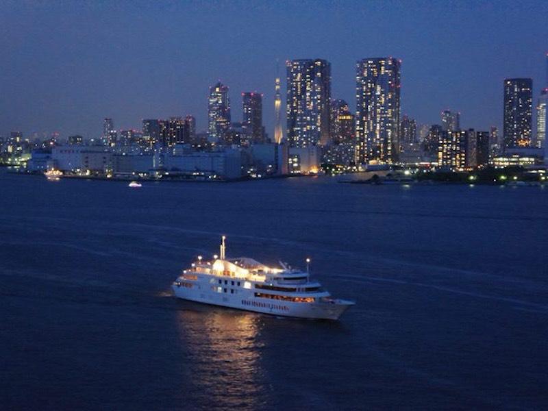 #11 初夏の東京湾でワイン〜海風を頬に受けながら美景と味わう贅沢ワイン〜