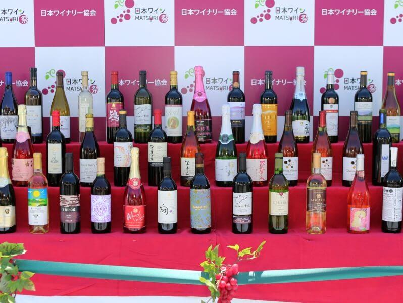 お台場に17都道府県46ワイナリー が集結! 4月15日・16日「日本ワインMATSURI祭」開催