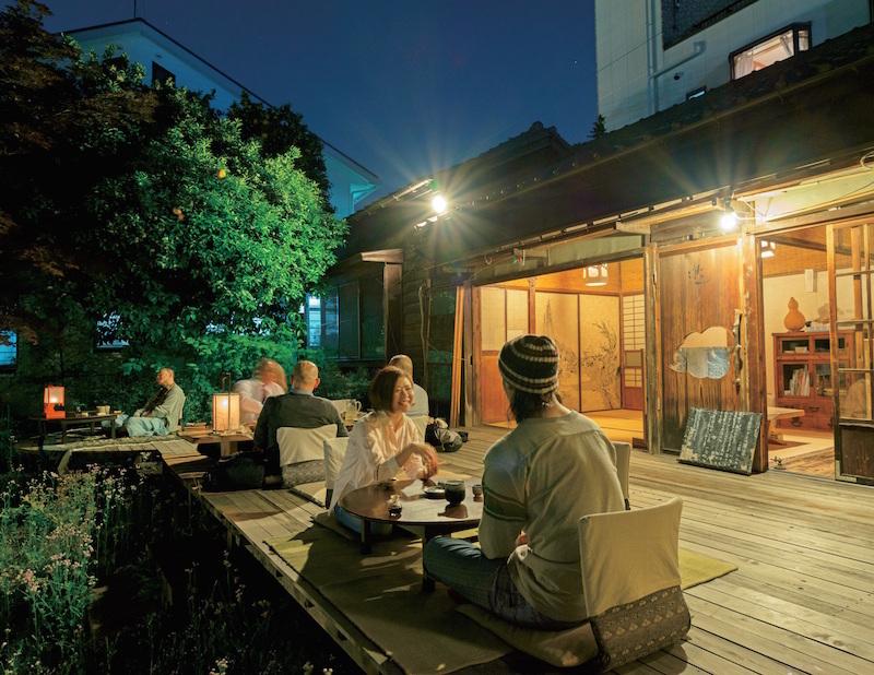 #11 [月見レストランガイド]テラスや屋上でディナーが気持ちいい!〜そば処 遊(西落合)〜