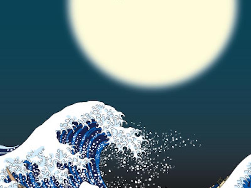#4|江戸時代の夏フェス!月の出を待つ夜のイベント「二十六夜待」