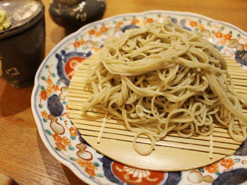 編集部が訪れた美味しい名店『足跡レストラン』|蕎麦 流石|銀座