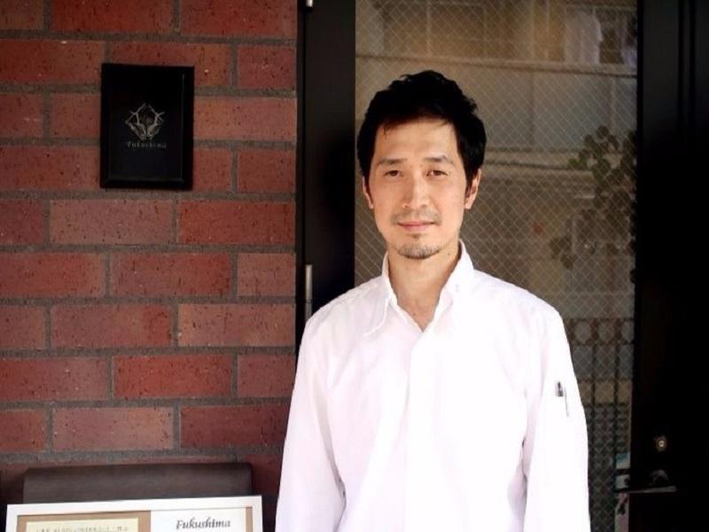 シェフの必需品|都立大学「Fukushima(フクシマ)」 福島隆幸 ~前編~
