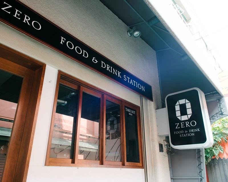 ZERO FOOD&DRINK STATION
