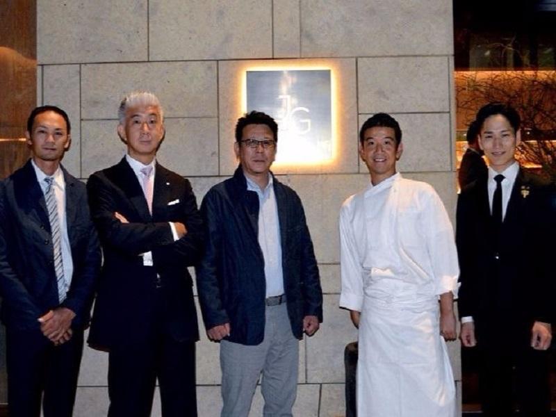 SPECIALイベントレポート|六本木|「満寿泉 & SAYS FARM × JG Tokyo」