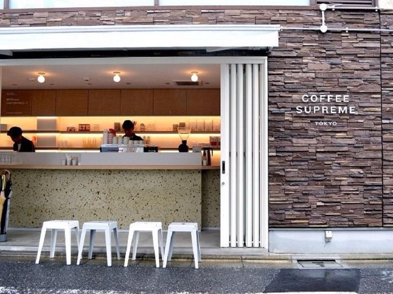 NZ発コーヒーロースター「Coffee Supreme」が奥渋谷にオープン!