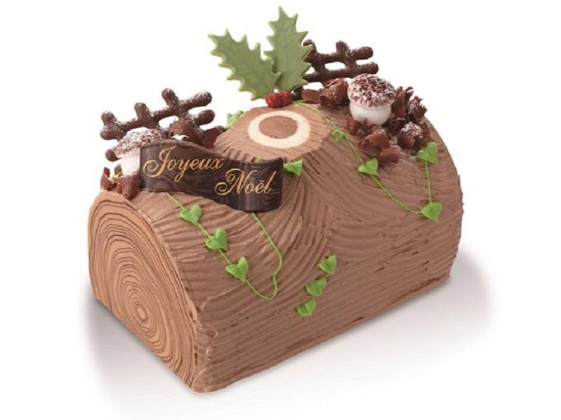 |季節のおくりもの|伝統を受け継ぐフランス菓子「A.Lecomte」の2017年クリスマスケーキ