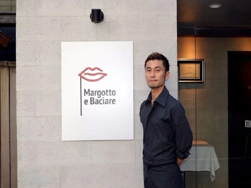 シェフの必需品|西麻布「Margotto e baciare(マルゴット・エ・バッチャーレ)」加山賢太~前編~