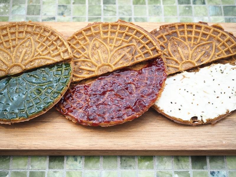 """イタリア伝統菓子""""チャルダ""""専門店「La Cialda(ラ・チャルダ)」が自由が丘にオープン"""