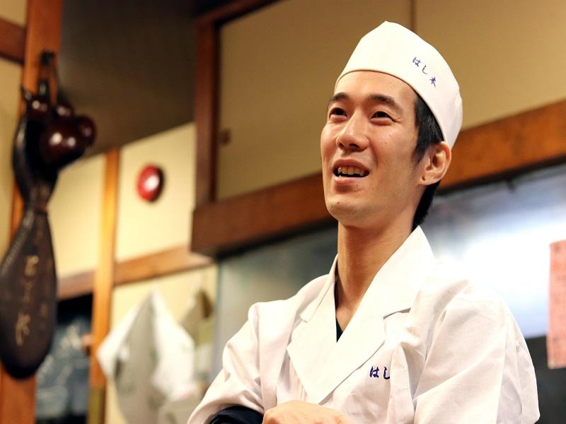 シェフの必需品 日本橋「鰻はし本」橋本正平~前編~