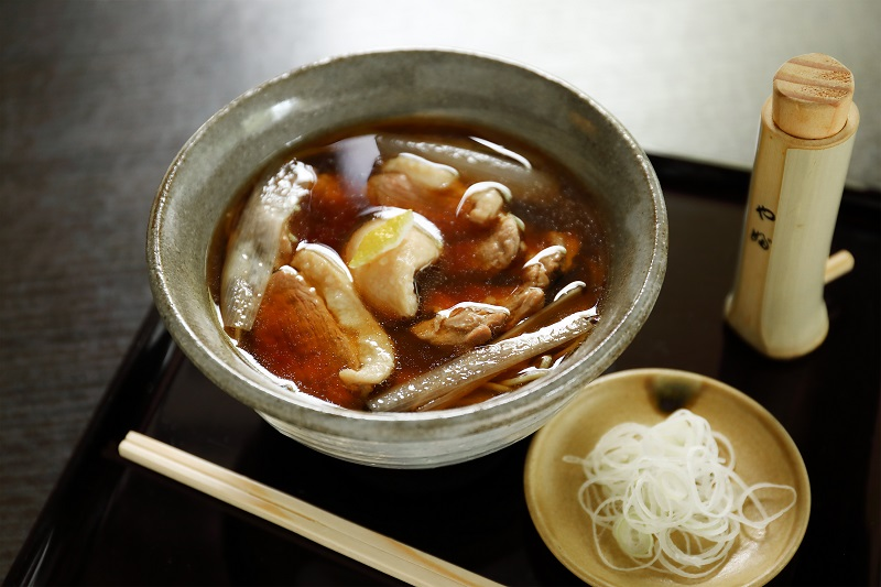 シェフが選ぶ最高のレストラン『美味しい東京』|かんだやぶそば|神田