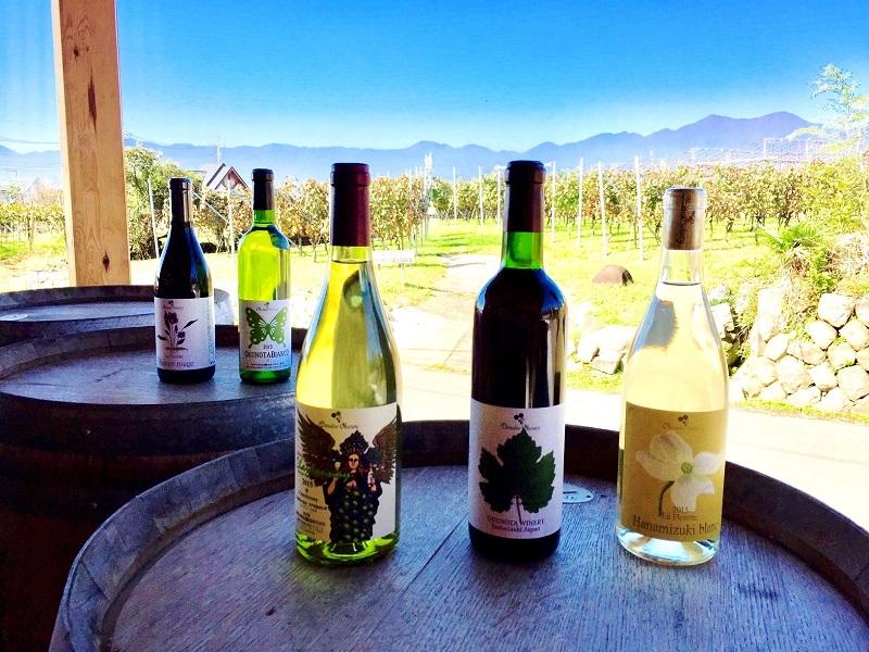 贈りたい、日本のお酒|奥野田葡萄酒醸造の「ラ・フロレット ハナミズキ・ブラン2017」