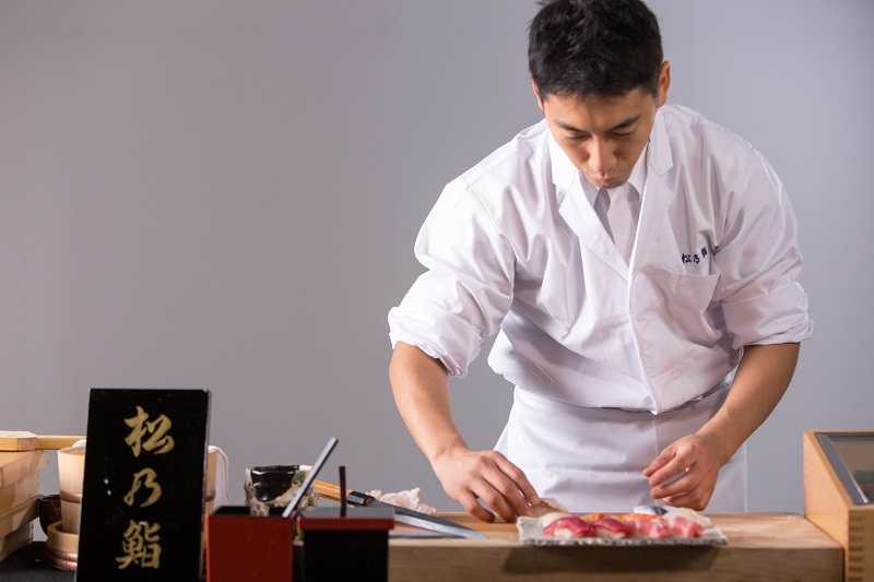 The Heart of Sushi:鮨の心|No.1
