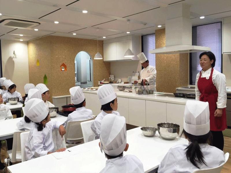 子どもの味覚力アップを目指す「miikuキッズ夏休みスペシャル」が開催