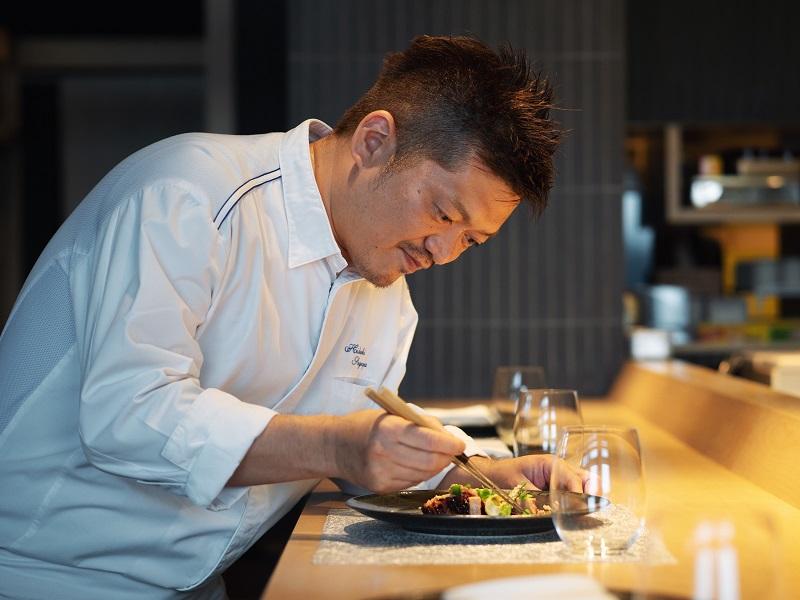 料理を支える「和」の食材|WA Theater Restaurant 食の劇場×白神山美水館・奥井海生堂