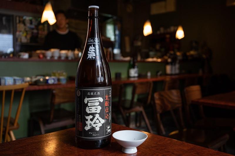 贈りたい、日本のお酒|梅津酒造「冨玲」