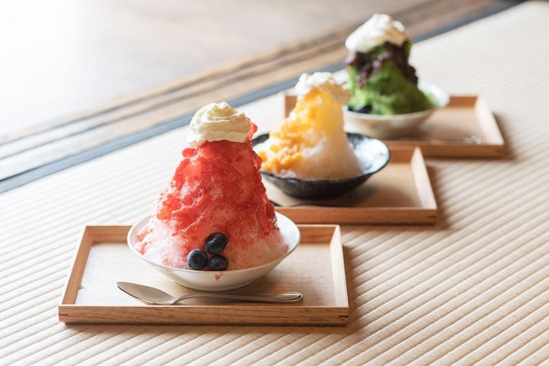 「六雁」秋山能久総料理長が監修する、茨城県高萩市の夏季限定カフェ「高萩茶寮」がオープン