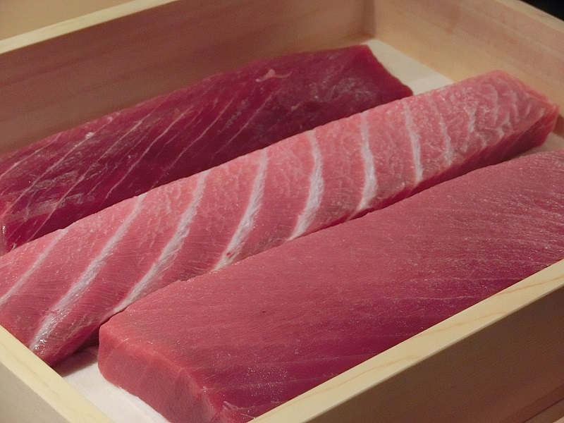 "Story of Tuna|Travelling Sushi Chef Yoshi Talks of ""The Heart of Sushi"""